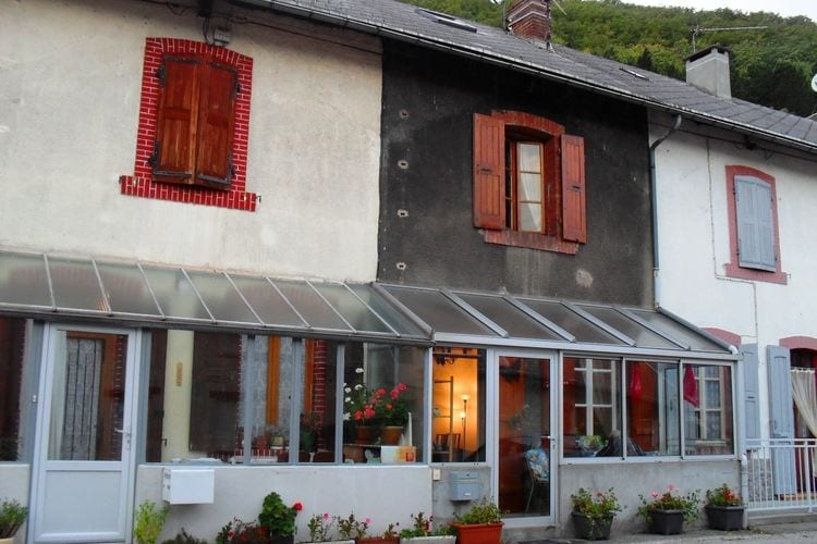 Vakantiehuis    Rhone-alpesLe Crey