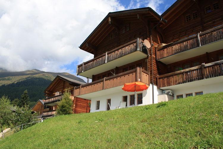 Appartement Zwitserland, Jura, Bellwald Appartement CH-3997-21