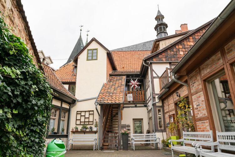 Vakantiehuizen Duitsland | Berlijn | Appartement te huur in Quedlinburg    2 personen