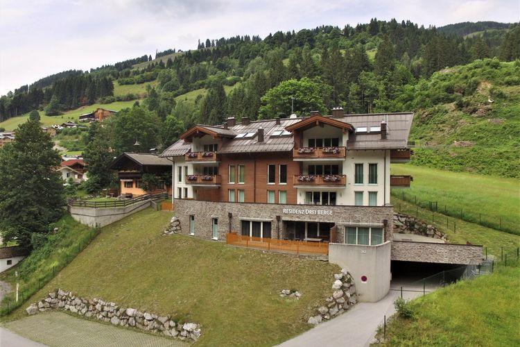 Appartement  met wifi  Saalbach-HinterglemmResidenz Glemmerblick