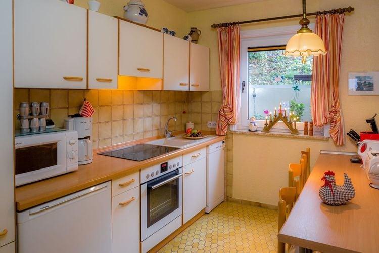 Appartement Duitsland, Berlijn, Bad Lauterberg im Harz Appartement DE-37431-01