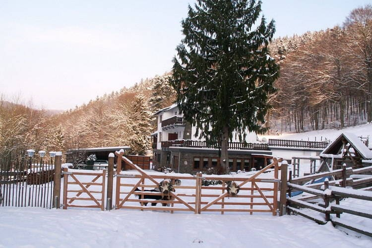 vakantiehuis Duitsland, Eifel, Simmerath-Hirschrott vakantiehuis DE-52152-02