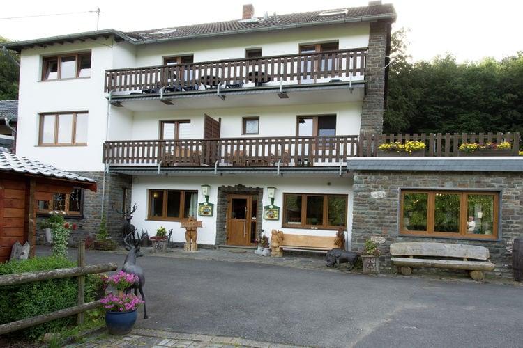 Vakantiehuis  met wifi  EifelWaldstube