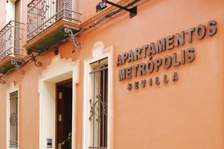 Apartamento Metrópolis 2 pers  Andalusia Inland Spain