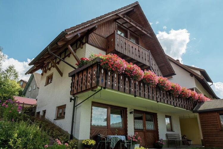 Appartement    Furtwangen-Neukirch  Gezellig appartement in Furtwangen met eigen ingang en terras