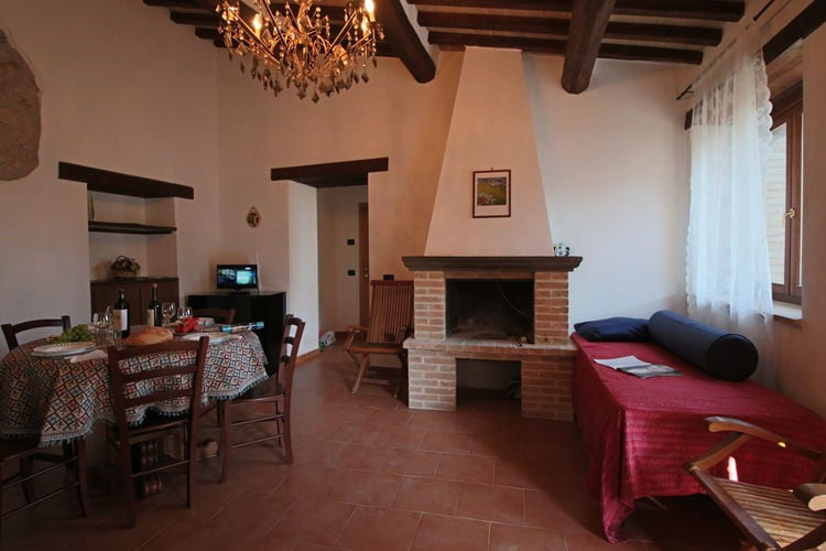 Holiday apartment Glicine (429496), Gualdo Cattaneo, Perugia, Umbria, Italy, picture 12