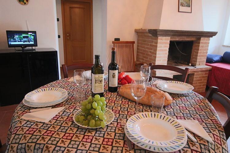 Holiday apartment Glicine (429496), Gualdo Cattaneo, Perugia, Umbria, Italy, picture 15