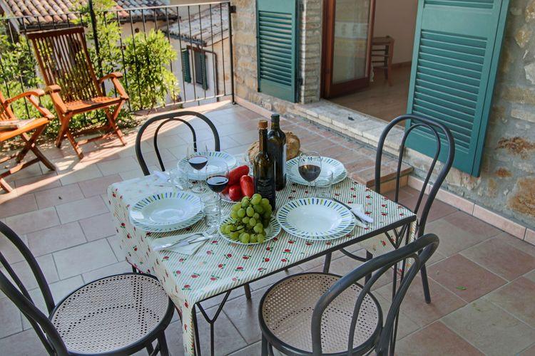 Holiday apartment Glicine (429496), Gualdo Cattaneo, Perugia, Umbria, Italy, picture 27