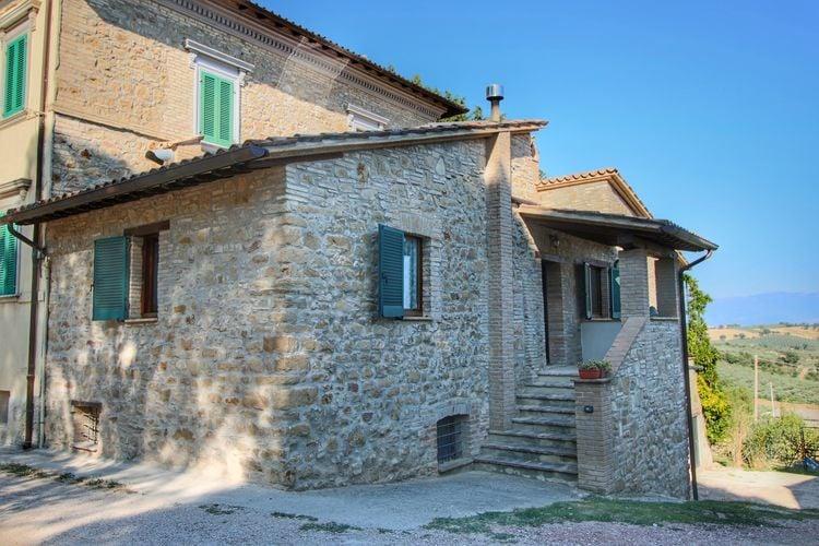 Holiday apartment Glicine (429496), Gualdo Cattaneo, Perugia, Umbria, Italy, picture 1