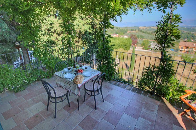 Holiday apartment Glicine (429496), Gualdo Cattaneo, Perugia, Umbria, Italy, picture 29