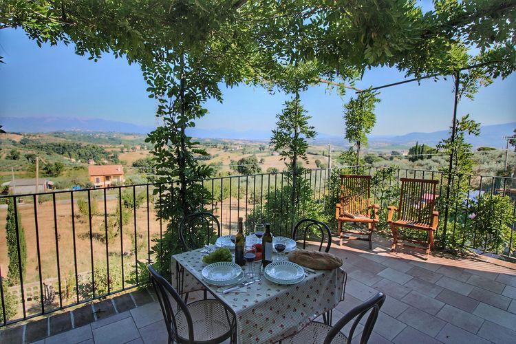 Holiday apartment Glicine (429496), Gualdo Cattaneo, Perugia, Umbria, Italy, picture 34