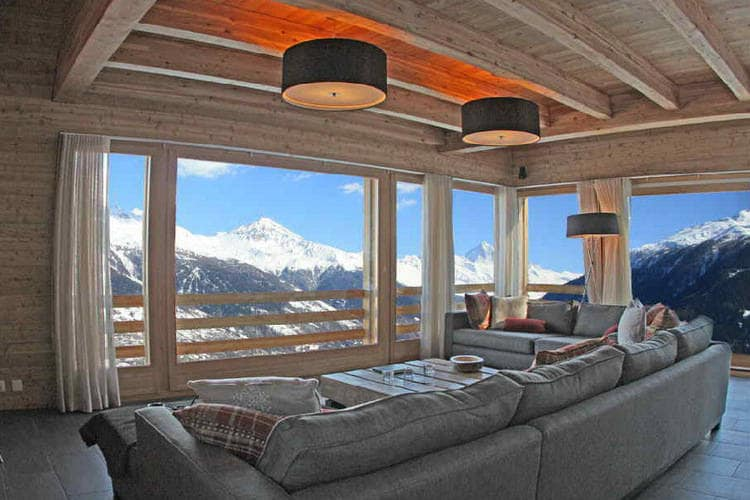 Chalet Zwitserland, Jura, Les Collons Chalet CH-1988-16
