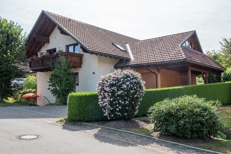 Duitsland | Baden-Wurttemberg | Appartement te huur in Rickenbach   met wifi 3 personen