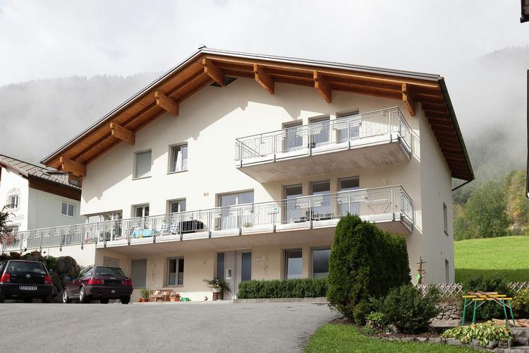 Appartement huren in Vorarlberg -   met wifi  voor 5 personen  In de prachtige gemeente Brand im ..