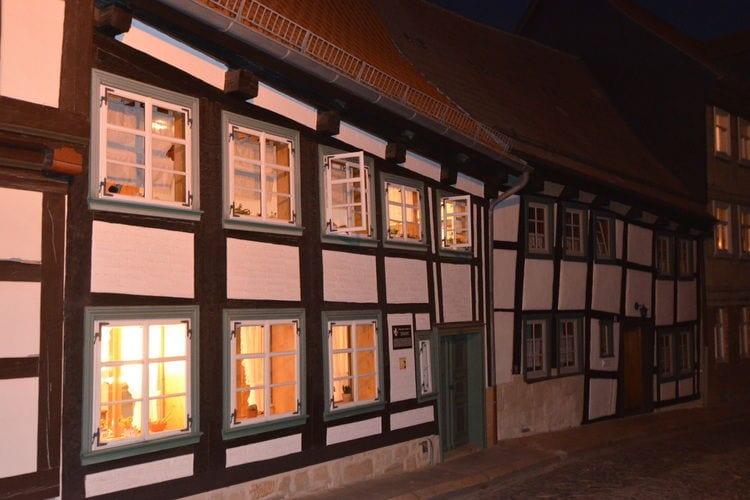 Ältestes Fachwerkhaus - Apartment - Blankenburg