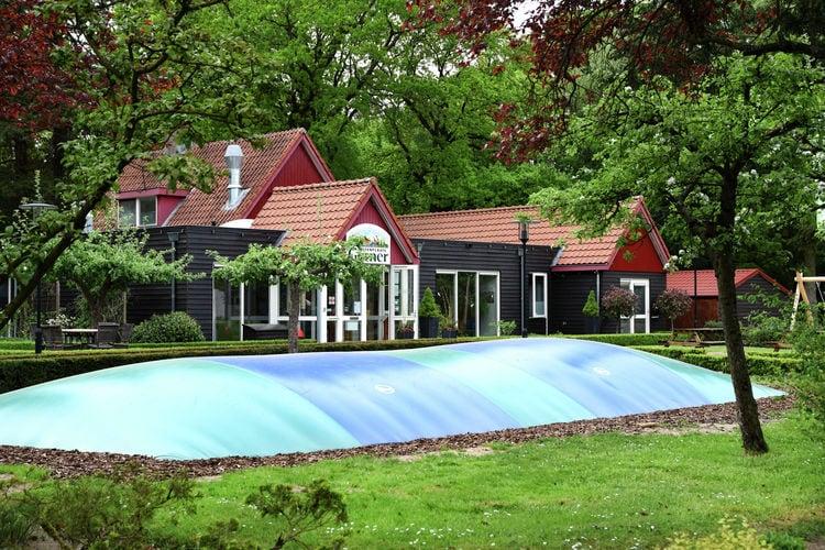 Vakantiewoning Nederland, Overijssel, Dalfsen Bungalow NL-7722-09