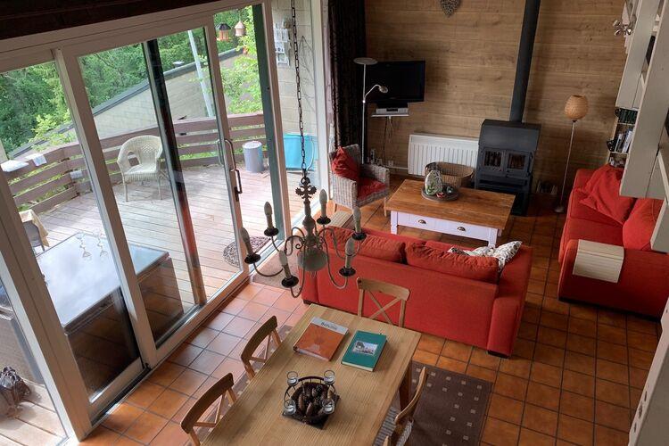 vakantiehuis België, Luik, Stavelot vakantiehuis BE-4970-100