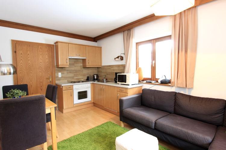 Vakantiehuizen Oostenrijk | Tirol | Appartement te huur in Krimml   met wifi 4 personen