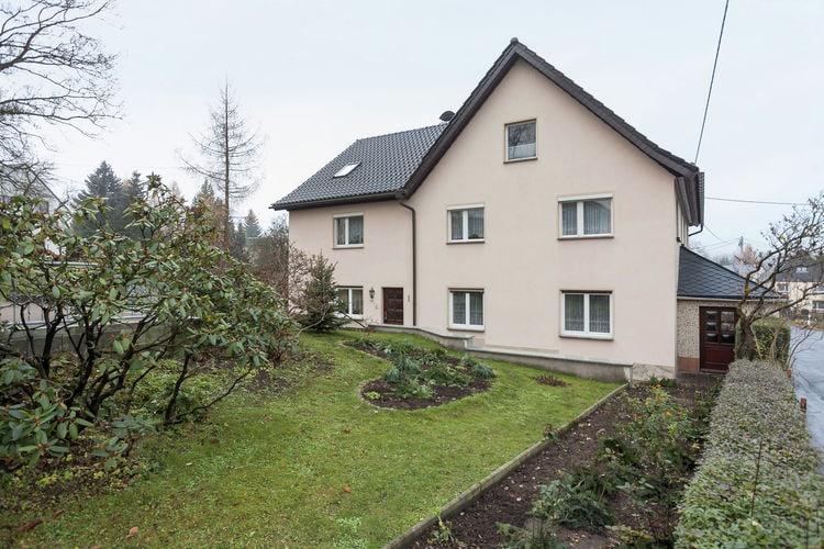 Appartement    Pfaffroda ot Dörnthal  Mooi appartement met eigen terras in het prachtige Ertsgebergte