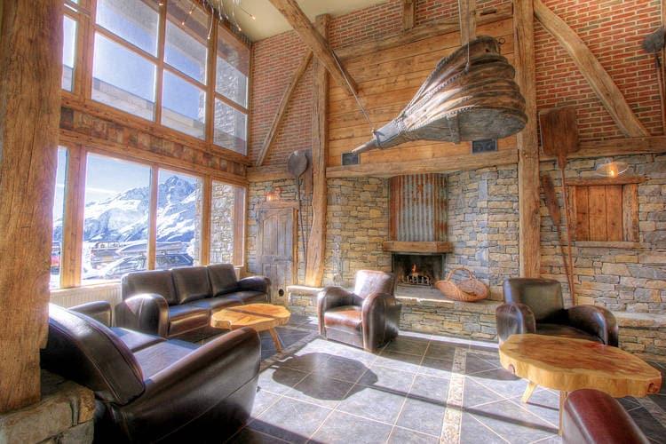 Vakantiehuizen Frankrijk | Rhone-alpes | Appartement te huur in Montvalezan   met wifi 14 personen