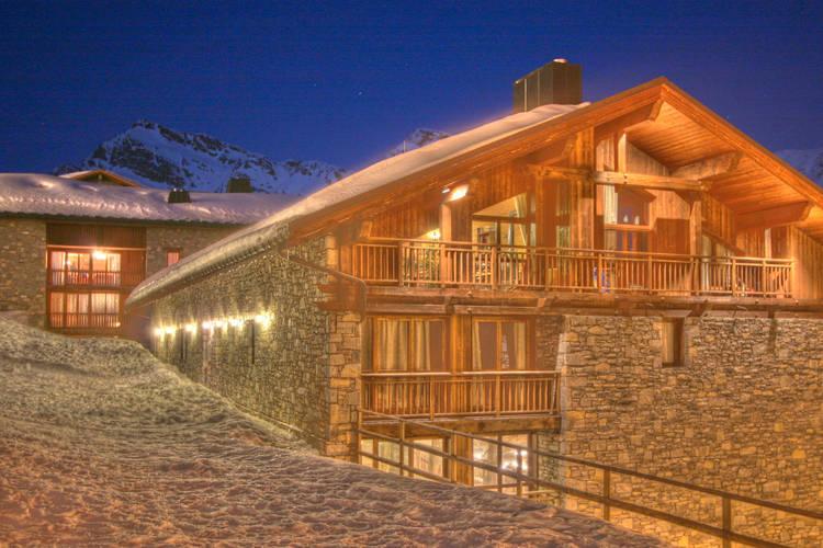 Vakantiehuizen Frankrijk | Rhone-alpes | Appartement te huur in Montvalezan   met wifi 10 personen