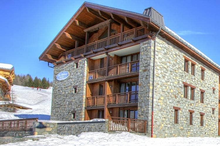 Vakantiehuizen Frankrijk | Rhone-alpes | Appartement te huur in Montvalezan   met wifi 12 personen