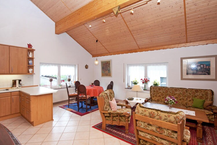 vakantiehuis Duitsland, Eifel, Gees vakantiehuis DE-54568-26