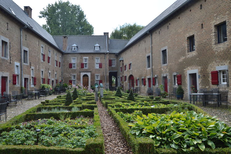 Meschermolen  Limburg Netherlands