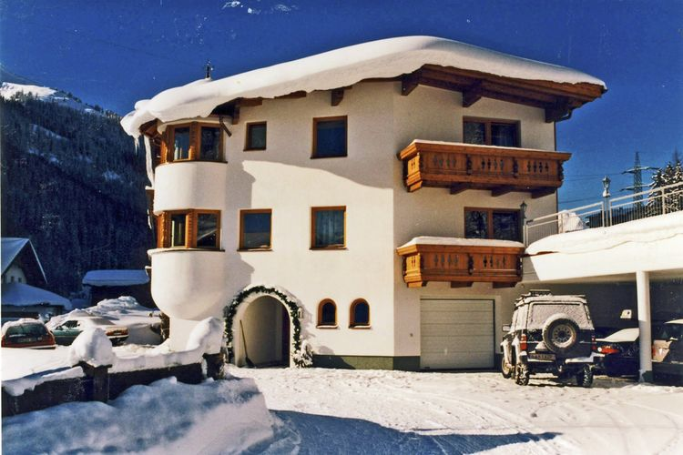Feuerstein 1 - Apartment - St. Anton am Arlberg