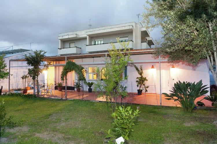 vakantiehuis Italië, Campania, Trecase vakantiehuis IT-80040-01