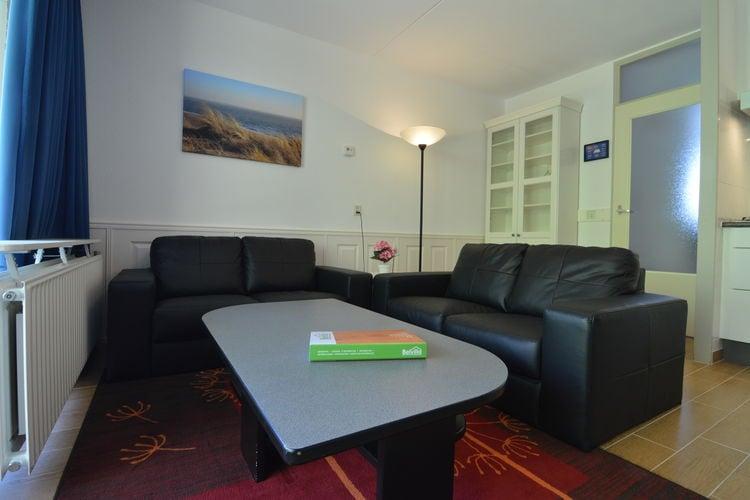 Vakantiehuizen Nederland | Zeeland | Appartement te huur in Nieuwvliet-Bad   met wifi 4 personen