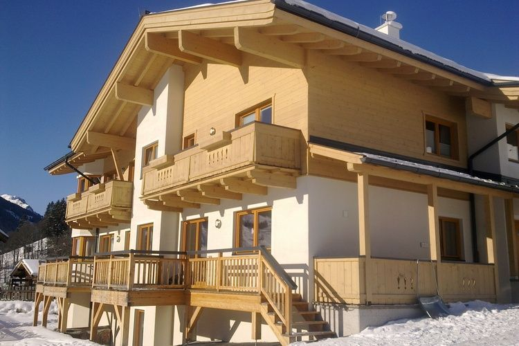 Panoramablick - Apartment - Saalbach Hinterglemm - Exterior - Winter