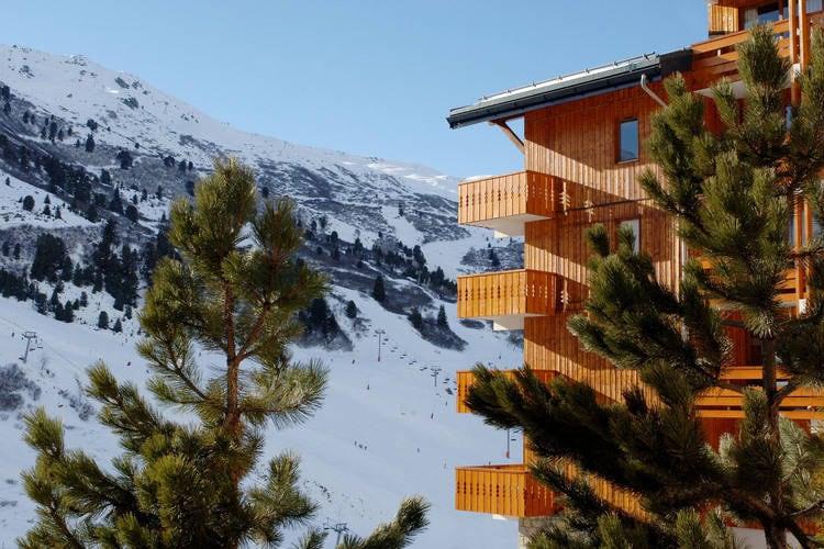 Residence Les Crêts 1 - Apartment - Méribel Mottaret