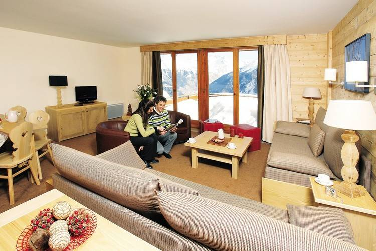 Les Chalets du Forum Apartments - Courchevel