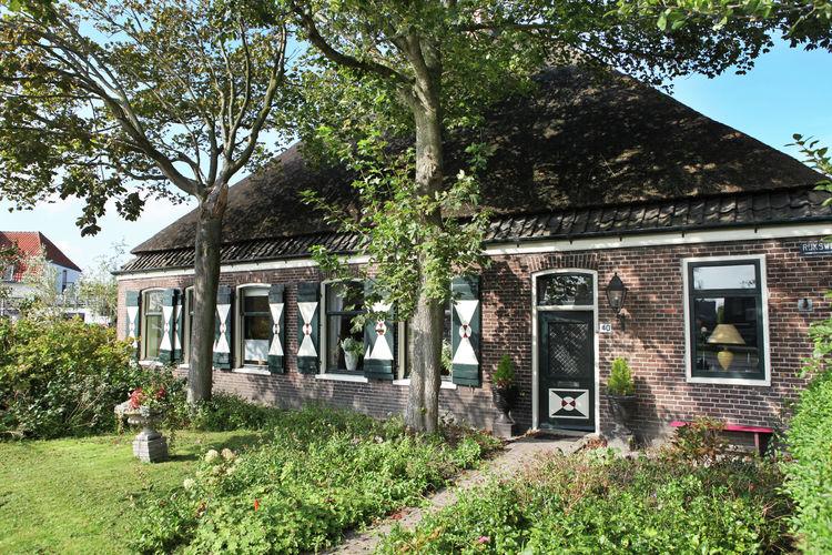Nederland | Noord-Holland | Boerderij te huur in Sint-Maartensvlotbrug   met wifi 6 personen