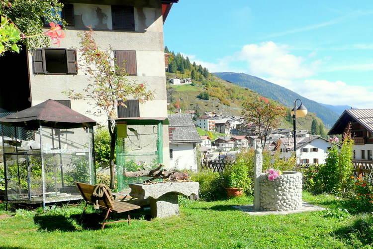 Vermiglio  Trentino Dolomites Italy