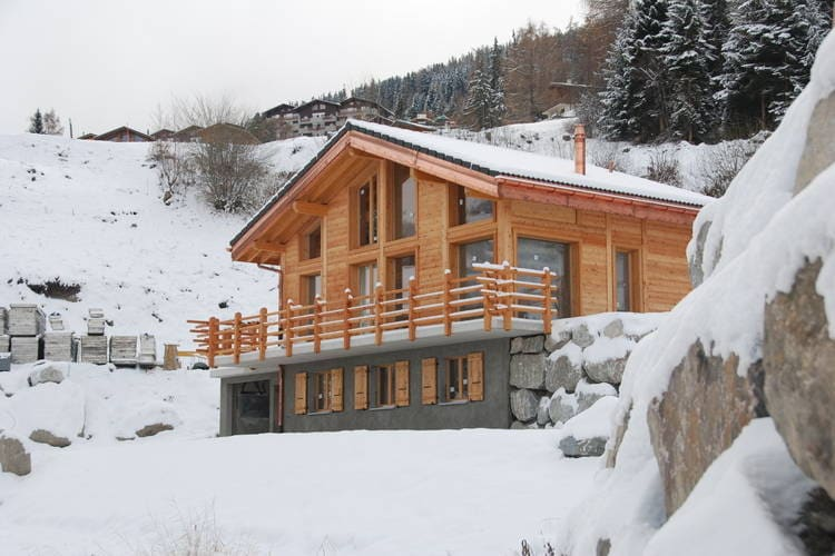 Chalet Zwitserland, Jura, La Tzoumaz Chalet CH-1918-40
