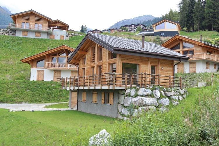 Zwitserland | Jura | Chalet te huur in La-Tzoumaz   met wifi 8 personen