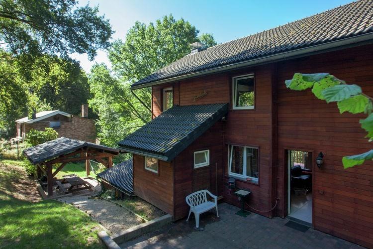 Vakantiehuizen Belgie | Luik | Chalet te huur in Aywaille   met wifi 6 personen