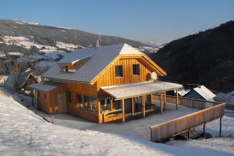 Vakantiehuizen Oostenrijk | Steiermark | Vakantiehuis te huur in Stadl-an-der-mur   met wifi 8 personen