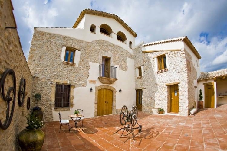 Vakantiehuis spanje, Costa Dorada, La Bisbal del Penedès Vakantiehuis ES-43717-01