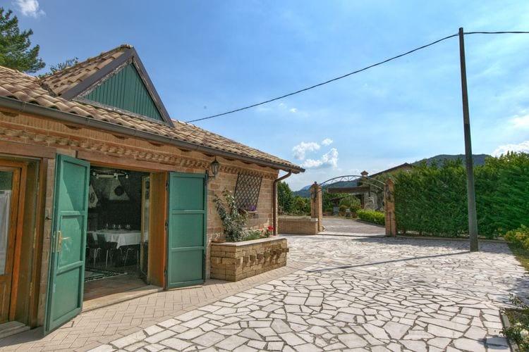 Ferienhaus Ripa del Sole (445126), Cagli, Pesaro und Urbino, Marken, Italien, Bild 20
