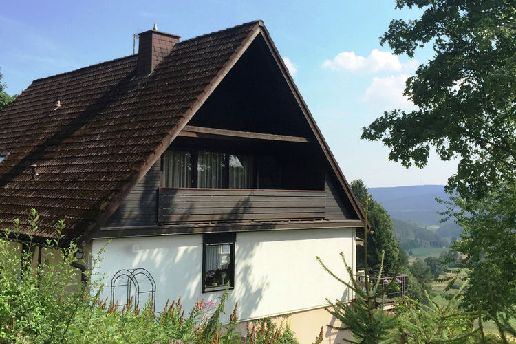 Appartement    Lenzkirch-Saig  Titisee
