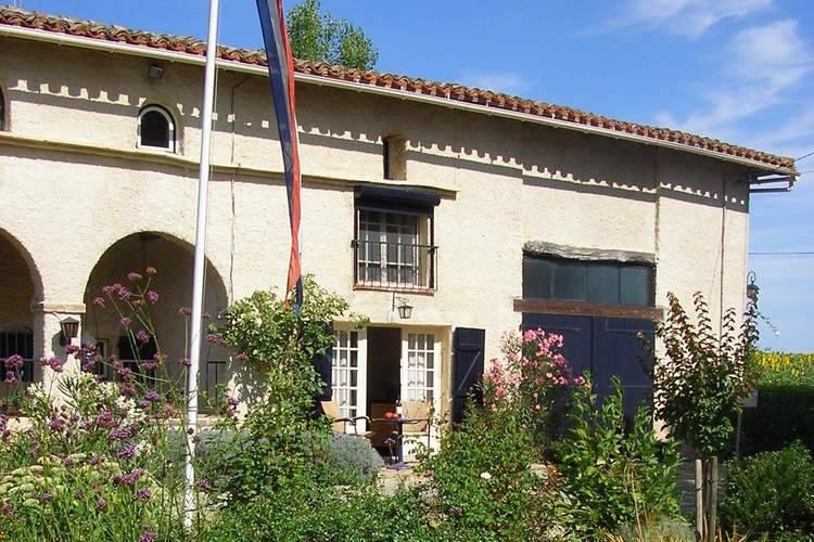 vakantiehuis Frankrijk, Midi-Pyrenees, Comberouger vakantiehuis FR-82600-02