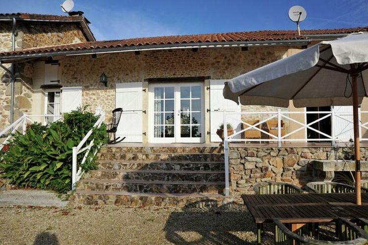 vakantiehuis Frankrijk, Cote Atlantique, Roussines vakantiehuis FR-16310-02