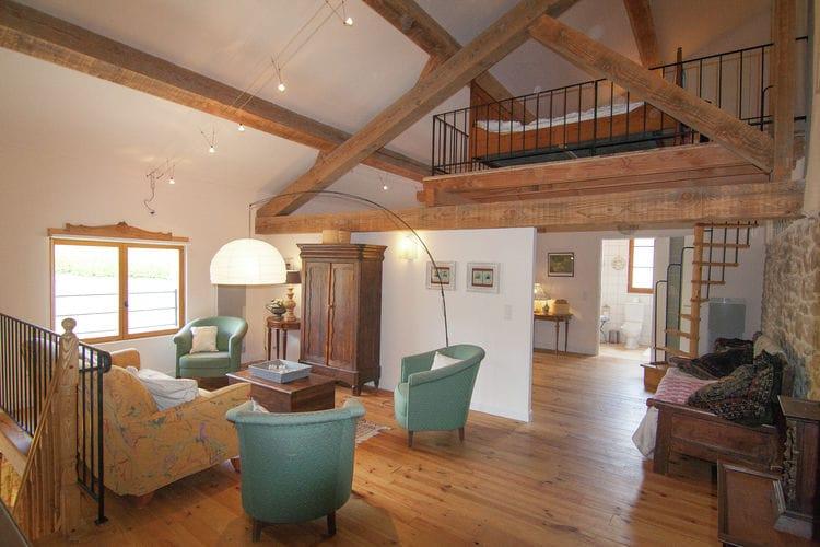 vakantiehuis Frankrijk, Dordogne, Roussines vakantiehuis FR-16310-04