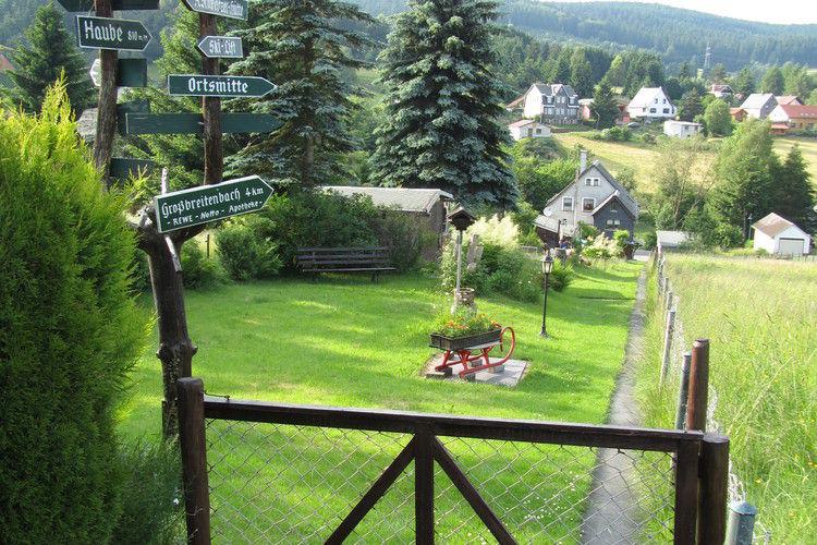 vakantiehuis Duitsland, Thuringen, Altenfeld vakantiehuis DE-98701-17