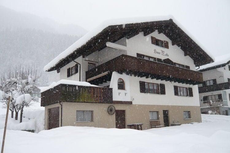 Vakantiehuizen Oostenrijk | Vorarlberg | Appartement te huur in Silbertal   met wifi 8 personen