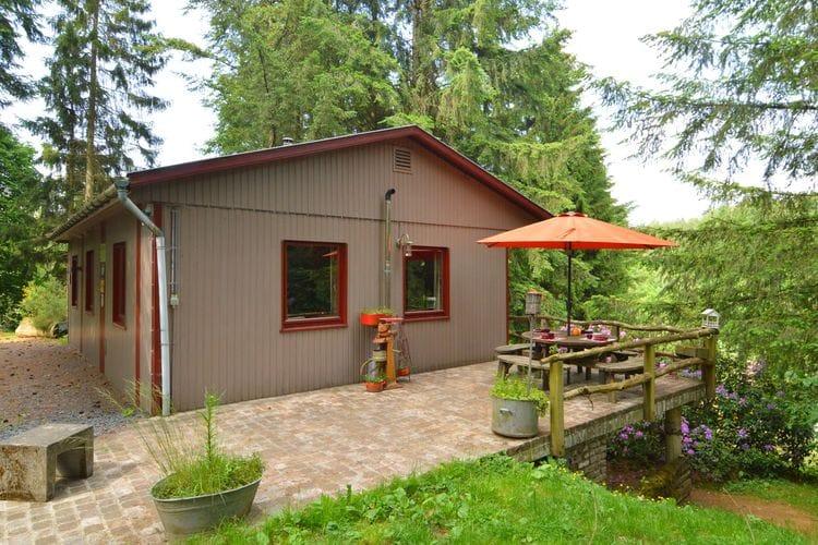 Vakantiehuizen Belgie | Luxemburg | Chalet te huur in Houffalize    5 personen