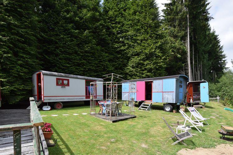 Belgie | Luxemburg | Vakantiehuis te huur in Houffalize    4 personen